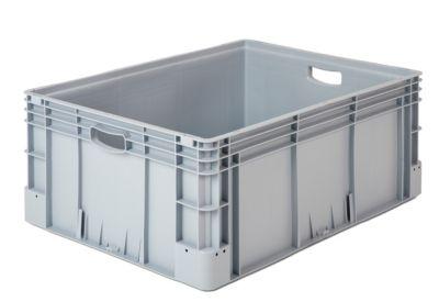 Industriebehälter - Inhalt 132 l, LxBxH 800 x 600 x 320 mm