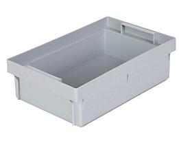 Einsatzkasten - für Industriebehälter - zur 1/4-Teilung, VE 2 Stk