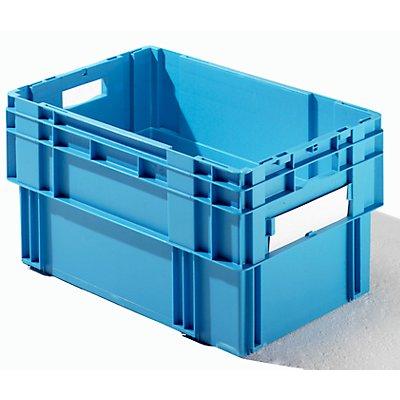 Drehstapelkasten - Inhalt 58,5 Liter, Wände und Boden geschlossen, VE 4 Stk