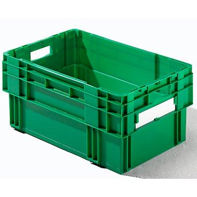 Drehstapelkasten - Inhalt 49 Liter, Wände und Boden geschlossen, VE 4 Stk