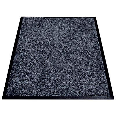 miltex Schmutzfangmatte für Innen, Flor aus High-Twist-Nylon - LxB 850 x 600 mm