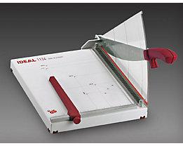 IDEAL Schneidemaschine - Schnittlänge 350 mm, Handpressung
