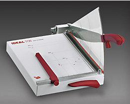 IDEAL Schneidemaschine - Schnittlänge 350 mm, Pressung automatisch, mit EASY-LIFT