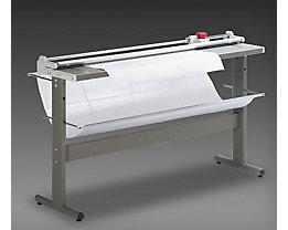 IDEAL Rollenschneider, Arbeitshöhe 865 mm - Schnittlänge 1350 mm
