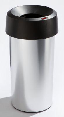 Rothopro Wertstoffsammler METALLIC - Modell KLASSIK, rund