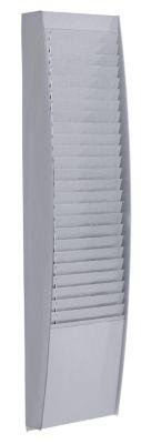 Sortiertafel - 1 x 25 Fächer, HxBxT 1120 x 273 x 129 mm