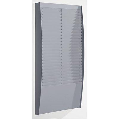 Sortiertafel - 2 x 25 Fächer, HxBxT 1120 x 544 x 129 mm