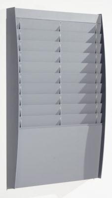 Sortiertafel - 2 x 10 Fächer, HxBxT 865 x 544 x 106 mm
