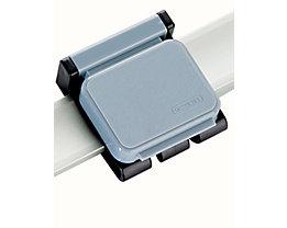Magnetclip - für Presenter-Schwenkarm - VE 10 Stk