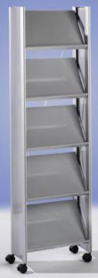 Design-Prospektständer - für 10 x DIN A4
