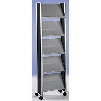 Jansen Display Design-Prospektständer - für 10 x DIN A4