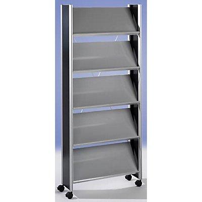 Jansen Display Design-Prospektständer - für 15 x DIN A4