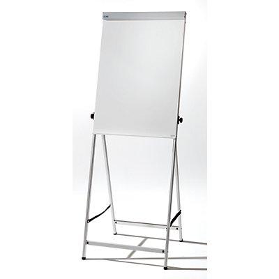 MAUL Flipchart - mit Vierbeingestell, BxH 700 x 1000 mm