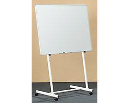 Tafelgestell mobil - für Tafel bis 1000 mm Höhe - für Tafelbreiten 1500 – 2000 mm