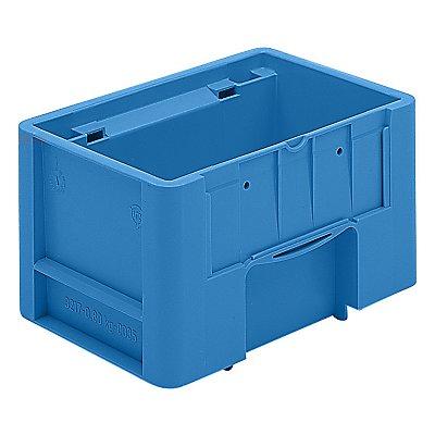 utz Kleinladungsträger C-KLT - Inhalt ca. 5,6 l, Außen-LxBxH 300 x 200 x 174 mm - lichtblau, VE 10 Stk