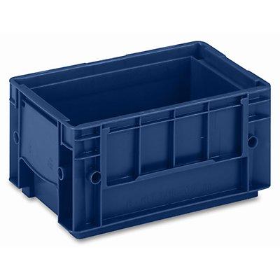Kleinladungsträger R-KLT - Inhalt ca. 5,3 l, Außen-LxBxH 300 x 200 x 147 mm, VE 12 Stk
