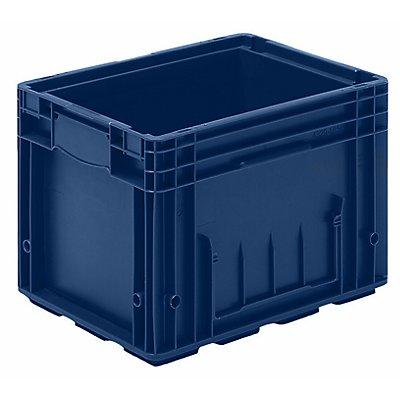 utz Kleinladungsträger R-KLT - Inhalt ca. 22 l, Außen-LxBxH 400 x 300 x 280 mm, VE 4 Stk