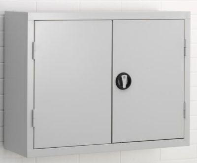 Hänge-Werkzeugschrank - Türinnenseite aus Lochplatten