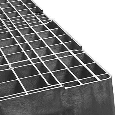 Lot de 10 palettes perdues pour charges lourdes - L x l x h 1200 x 1000 x 160 mm