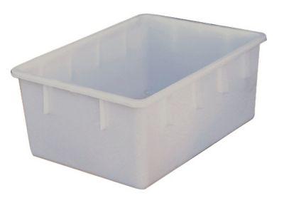 Stapelbehälter aus Polyethylen, konische Bauform - Inhalt 160 l