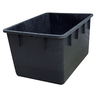 Stapelbehälter aus Polyethylen, konische Bauform - Inhalt 220 l