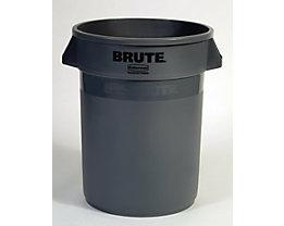 Rubbermaid Mehrzweck-Behälter - Inhalt 121 Liter - grau