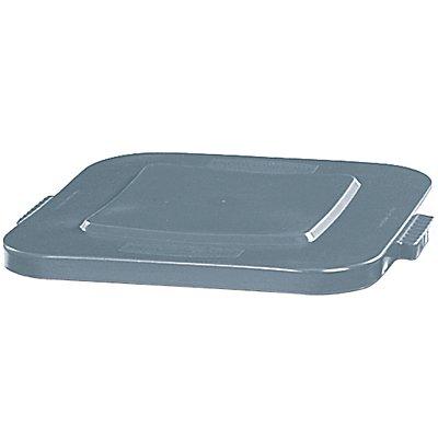 Flachdeckel, quadratisch - für Behälter Inhalt 151 Liter
