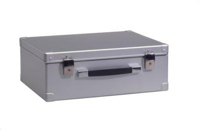 ZARGES Alukoffer - Inhalt 28 l - Außen-LxBxH 480 x 380 x 175 mm, Gewicht 2,7 kg