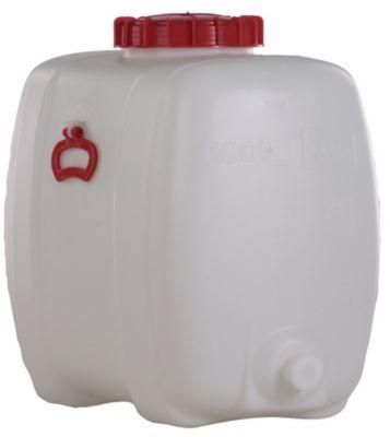 Raumspartank - Inhalt 100 Liter - LxBxH 650 x 410 x 580 mm