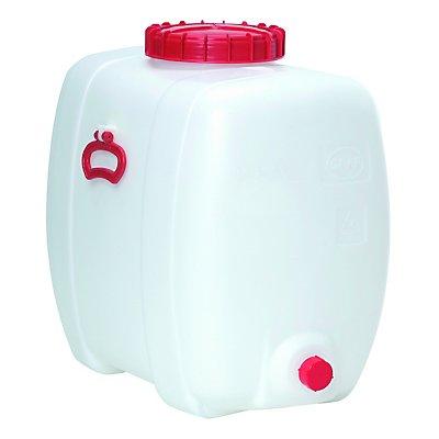 Réservoir petit format - capacité 150 litres - L x l x h 740 x 470 x 660 mm