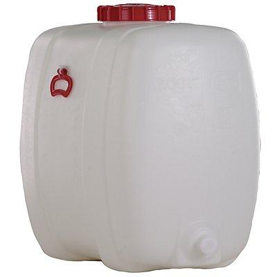 Réservoir petit format - capacité 200 litres - L x l x h 855 x 500 x 730 mm