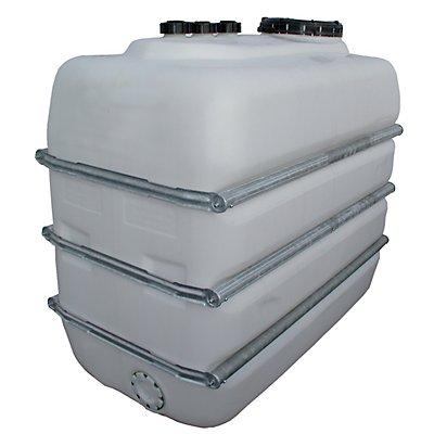 Raumspartank - Inhalt 2500 Liter - lebensmittelechtes PE