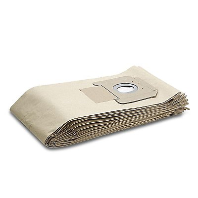 Papierfiltersack - für Modelle NT 35/1 Eco und NT 45/1 Eco - VE 10 Stk