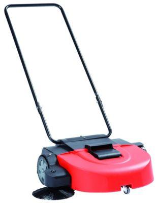 Handkehrmaschine mit Seitenbesen - Behälterinhalt 20 Liter - Behälterinhalt 20 l