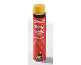 Markierfarbe, Inhalt 600 ml - VE 12 Dosen - gelb