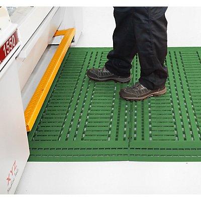 Kunststoff-Bodenrost aus Polyethylen - LxB 1200 x 600 mm, VE 5 Stück