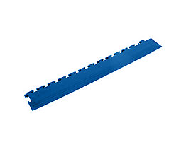 COBA Auffahrkante, VE 4 Stk - mit Eckelement - blau