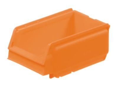 Sichtlagerkasten aus Polypropylen - LxBxH 170 x 105 x 75 mm, VE 20 Stück