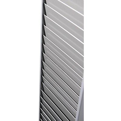 Ultradex Kartensortiertafel, für DIN A4 - Höhe 750 mm