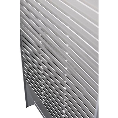 Ultradex Kartensortiertafel, für DIN A4 - Höhe 1350 mm