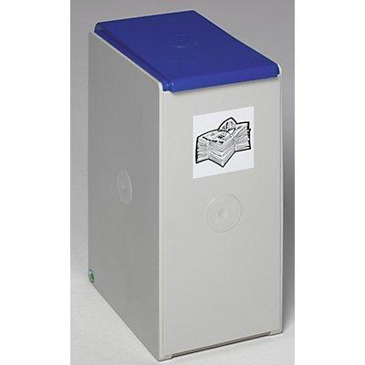 Wertstoff-Trenn- und Sammelbehälter - als Einzelbehälter