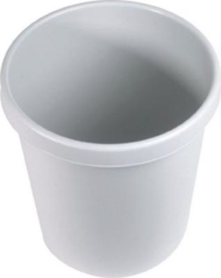 helit Kunststoff-Papierkorb - Inhalt 30 l, Höhe 405 mm, VE 5 Stk