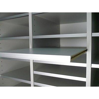 fm büromöbel Sortierfachboden, VE 5 Stk - BxT 279 x 350 mm