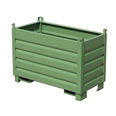 BAUER Sammelbehälter - Volumen 0,50 m³