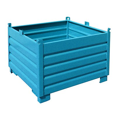 BAUER Sammelbehälter - Volumen 1,0 m³