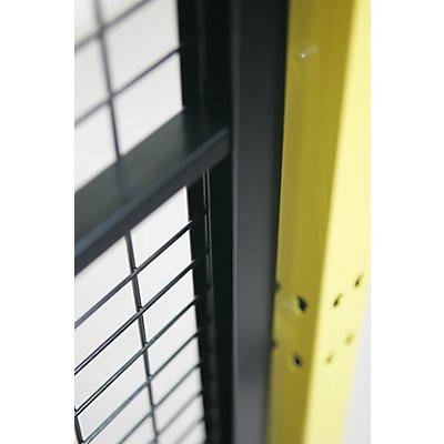 Umbausatz für Wandelemente - vertikal