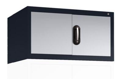 CP Aufsatzschrank mit Flügeltüren - HxBxT 500 x 930 x 500 mm