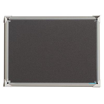 office akktiv premium pinnwand aus stoff hoch oder. Black Bedroom Furniture Sets. Home Design Ideas