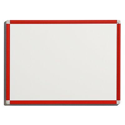 QUIPO Schreibtafel - magnethaftend, aus Stahlblech
