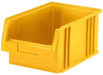 Sichtlagerkasten aus Polypropylen - Inhalt 7,4 l, VE 10 Stk